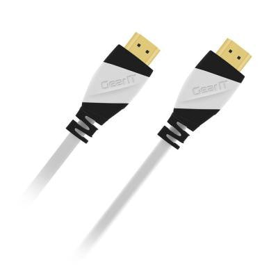 3 ft. High Speed with Ethernet HDMI Digital Audio/Video Cable - White