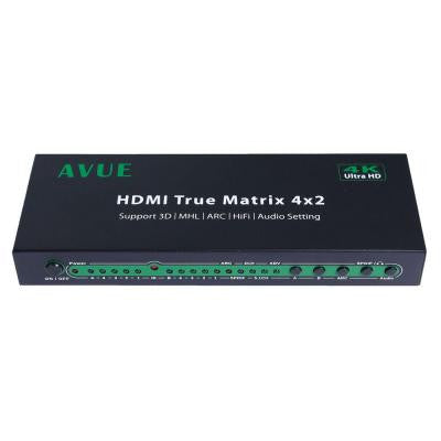 HDMI True Matrix 4 x 2 Converter