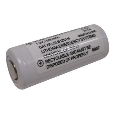 12-Volt Emergency Replacement Battery