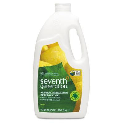 42 oz. Automatic Dishwasher Gel Lemon Scent (Case of 6)