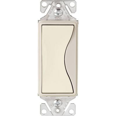 Aspire 15-Amp Side Wire/Pushwire 3-Way Switch - Desert Sand