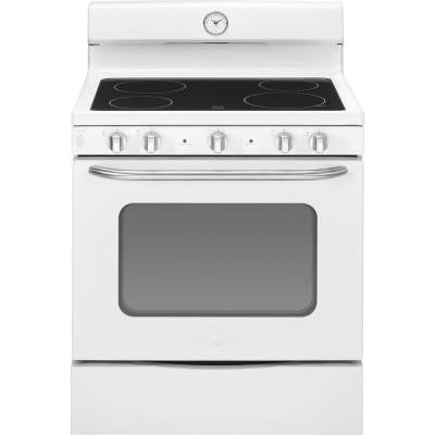 Artistry 5.0 cu. ft. Electric Range in White