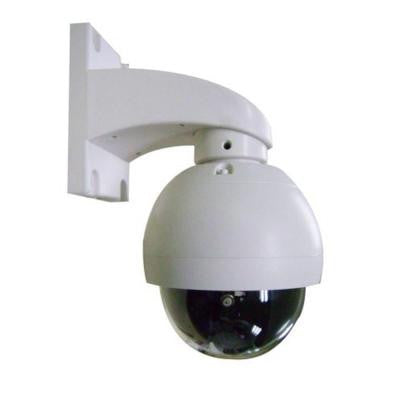 Wired Mini Speed Dome Indoor/Outdoor Security Camera