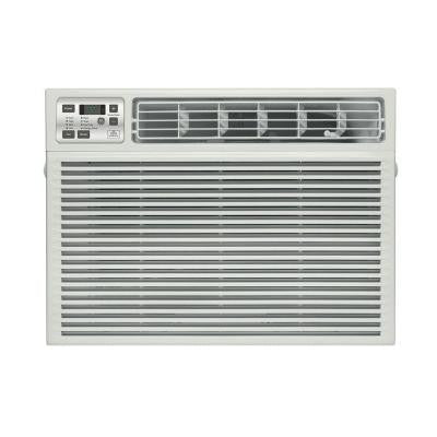 8,000 BTU 115-Volt Air Conditioner with Heat and Remote