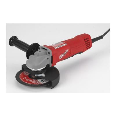 Reconditioned 12-Amp 6 in. Right Angle Grinder