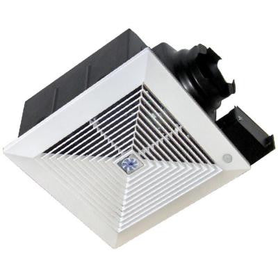 Extremely Quiet 80 CFM Ceiling Mount Exhaust Fan with Motion Sensor, ENERGY STAR*