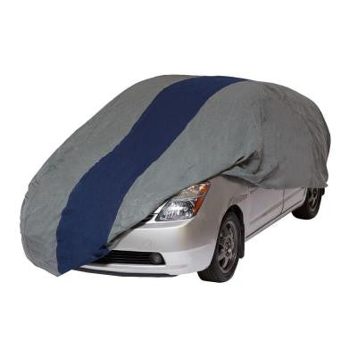 Double Defender Hatchback Semi-Custom Car Cover Fits up to 13 ft. 5 in.