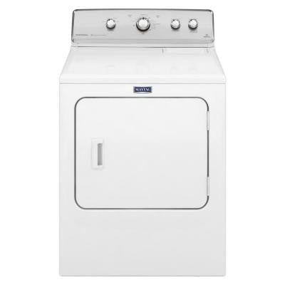 Centennial 7.0 cu. ft. Gas Dryer in White