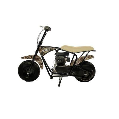 Real Tree CAMO 80 cc Gasoline Youth Mini Bike