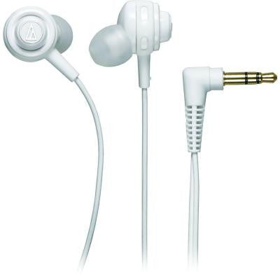 Core Bass In-Ear Headphones - White