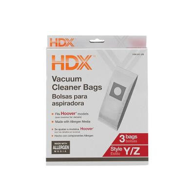 Hoover Y/Z Allergen Bag