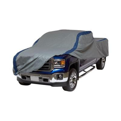 Weather Defender Crew Cab Dually Long Bed Semi-Custom Pickup Truck Cover Fits up to 22 ft.