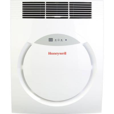 8,000 BTU Portable Air Conditioner with Remote Control in White