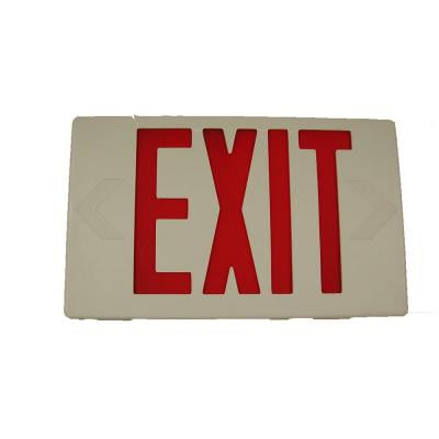 Max Lite 1-Light Thermoplastic LED Emergency Exit Sign