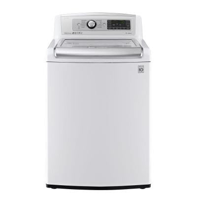 5.0 cu. ft. High-Efficiency Top Load Washer in White, ENERGY STAR