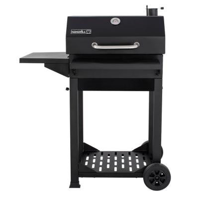 Cart-Style Charcoal Grill
