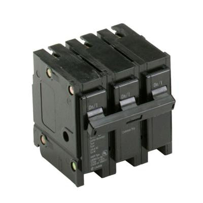 40-Amp 3 in. Triple Pole Type BR Circuit Breaker