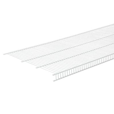 Close Mesh 6 ft. x 16 in. Ventilated Wire Shelf
