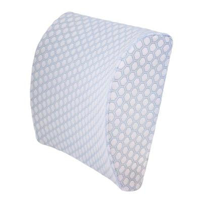 Lumbar Memory Foam Pillow