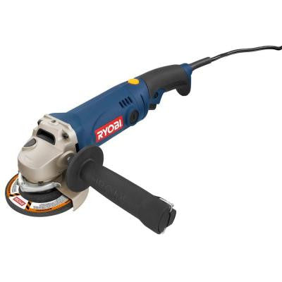 5.5-Amp 4-1/2 in. Angle Grinder