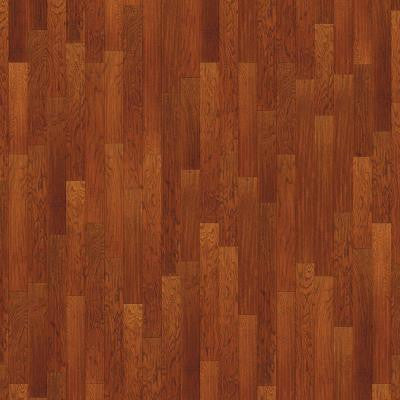10 ft. Wide Fireside Hickory Vinyl Universal Flooring Your Choice Length