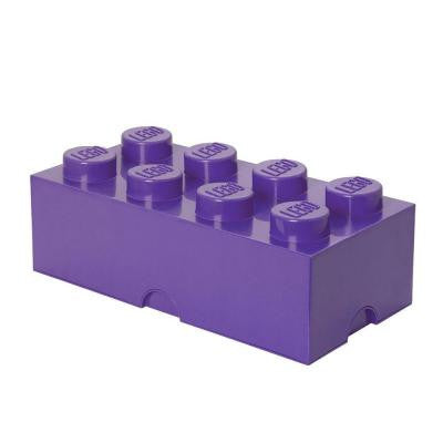 Friends Storage Brick 8 Stackable Polypropylene in Medium Lilac