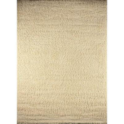 Lexington Ivory 5 ft. 2 in. x 7 ft. 2 in. Indoor Area Rug