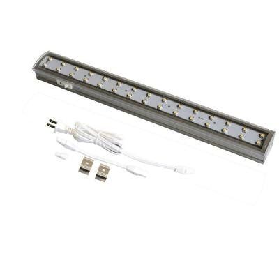 Orly 12 in. Aluminum LED Linkable Under Cabinet Light