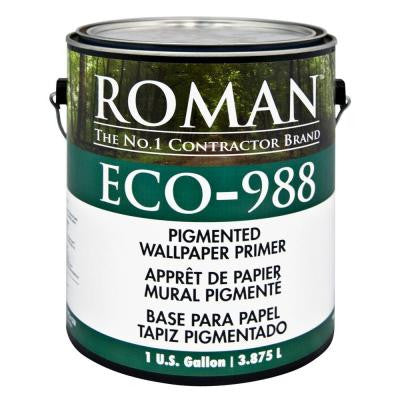 ECO-988 1 gal. Permeable Wallcovering Primer