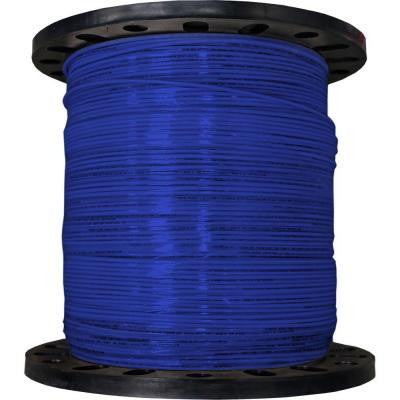 2500 ft. 12/19 Stranded THHN Wire - Blue