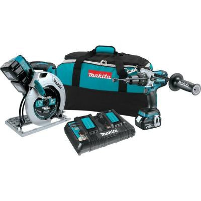 18-Volt LXT Lithium-Ion Cordless Combo Kit (2-Piece)