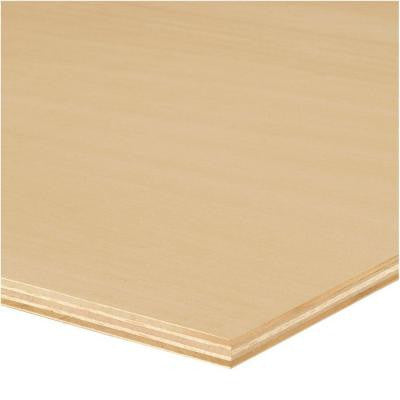 Sande Plywood (Common: 1/2 in. x 4 ft. x 8 ft.; Actual: 0.472 in. x 48 in. x 96 in.)