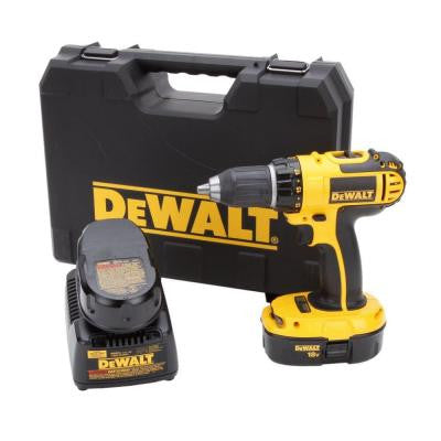 18-Volt Ni-Cad 1/2 in. Cordless Compact Drill/Driver Kit