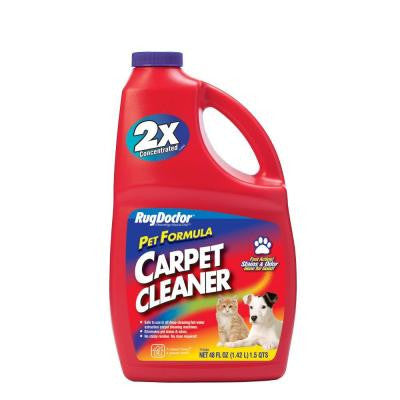48 oz. Pet Formula Carpet Cleaner