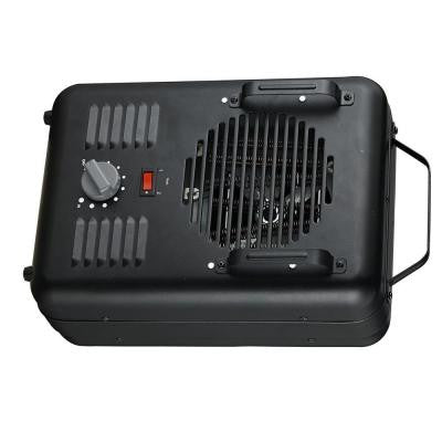 1,500-Watt Utility Milkhouse Thermostat Portable Fan Heater