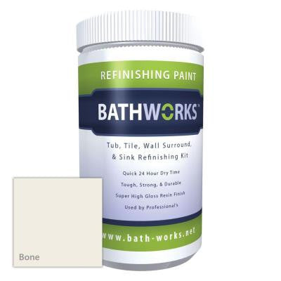 20 oz. DIY Bathtub Refinishing Kit- Bone