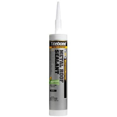 10.1 oz. Metal Roof White Sealant (12-Pack)