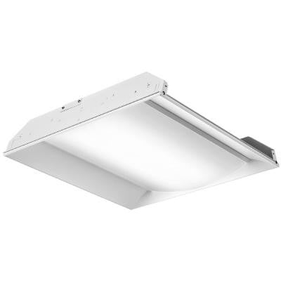 2 ft. White LED Architectural Troffer