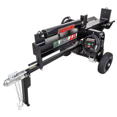 22-Ton 15-Amp Electric Log Splitter