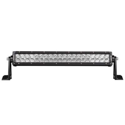 20 in. Waterproof LED Light Bar with OSRAM Bright White Technology and Enhanced Optics