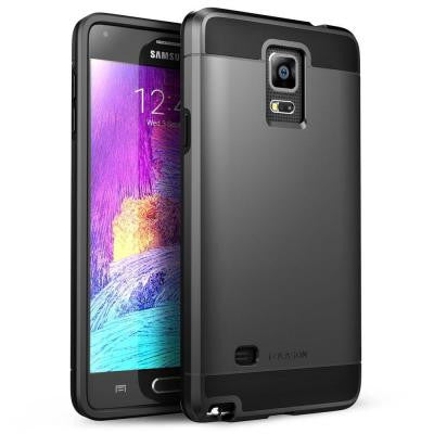 Unity Dual Layer Case for Samsung Galaxy Note 4 - Black