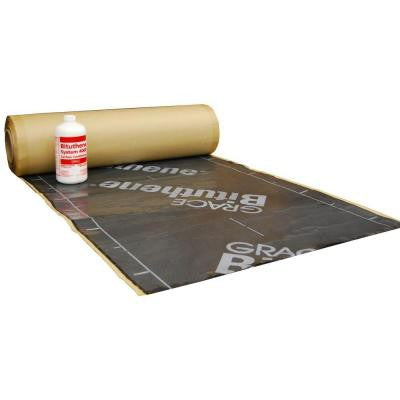 Bituthene System 4000 200 sq. ft. Waterproof Membrane and Conditioner