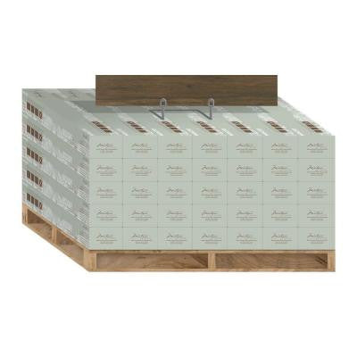 Montagna Portwood 6 in. x 36 in. Glazed Porcelain Floor and Wall Tile (348 sq. ft. / pallet)