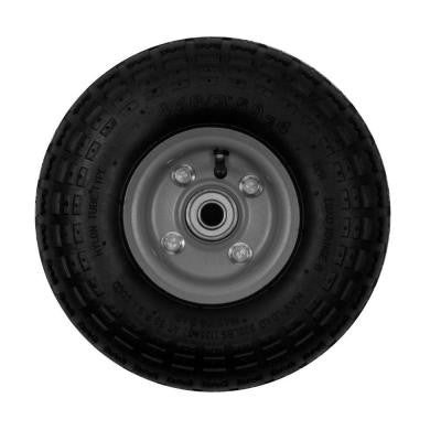 Replacement 10 in. Wheel for Husky Air Compressor