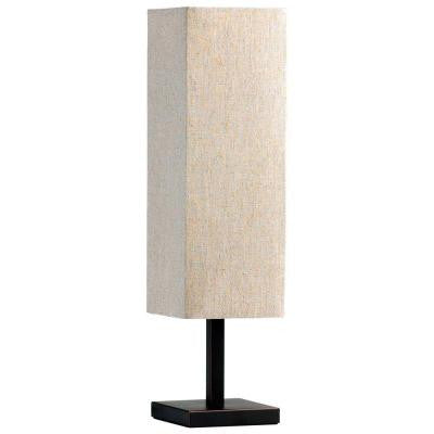 Prospect 21.5 in. Old World Incandescent Table Lamp