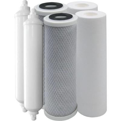 4-Stage Replacement Filter Kit for RO-4 Reverse Osmosis Water Treatment Systems