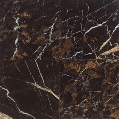 Natural Stone Collection Michelangelo 12 in. x 12 in. Marble Floor and Wall Tile (10 sq. ft. / case)
