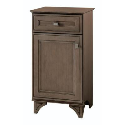 Albright 19 in. Vanity Cabinet Only in Winter Gray