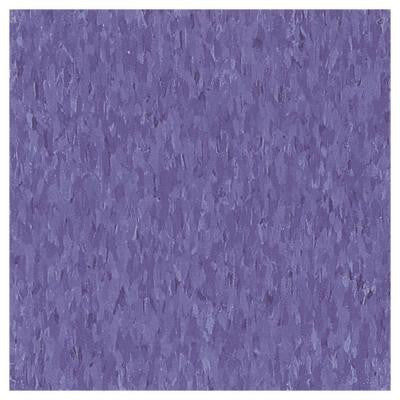 Imperial Texture VCT 12 in. x 12 in. Violet Bloom Limestone Standard Excelon Commercial Vinyl Tile(45 sq. ft. / case)