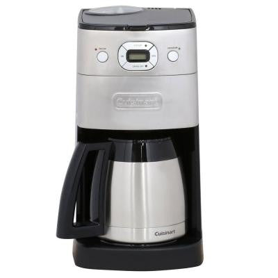 Grind and Brew Thermal 10-Cup Automatic Coffee Maker